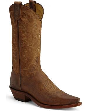 Tony Lama El Paso Goatskin Cowgirl Boots