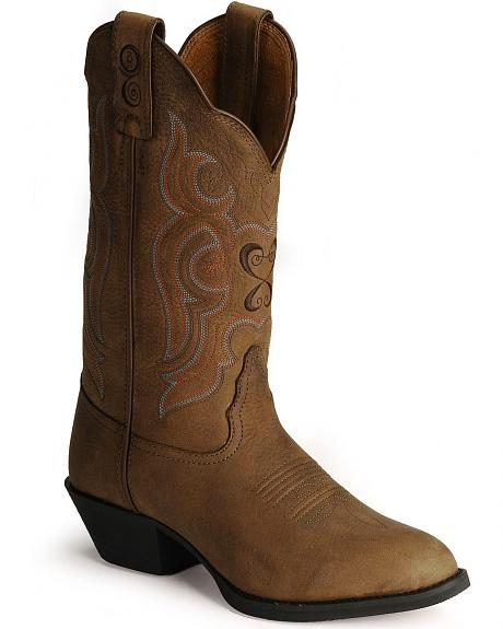 Tony Lama 3R Series Cowgirl Boots
