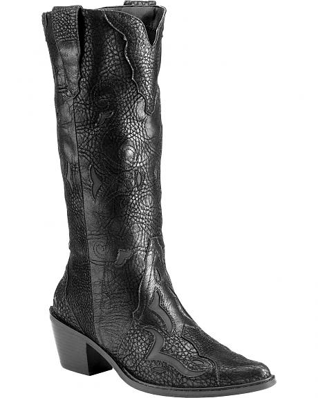 Roper Inlay Tall Fashion Boots