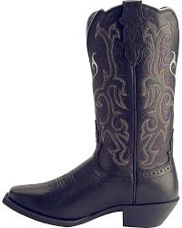 Justin Stampede Western Cowgirl Boots at Sheplers