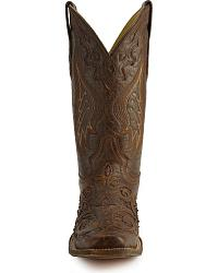 Corral Snake Inlay Cowgirl Boots at Sheplers
