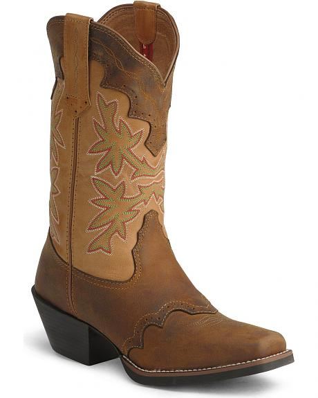 Tony Lama 3R Series Cowgirl Boot - Square Toe