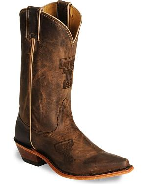 Nocona Texas Tech College Boots