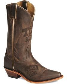 Nocona Texas Christian College Boots