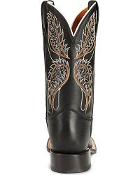 Tony Lama Black Stallion Americana Cowgirl Boots at Sheplers