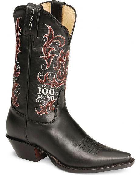 Tony Lama Centennial Collection El Paso Cowgirl Boots