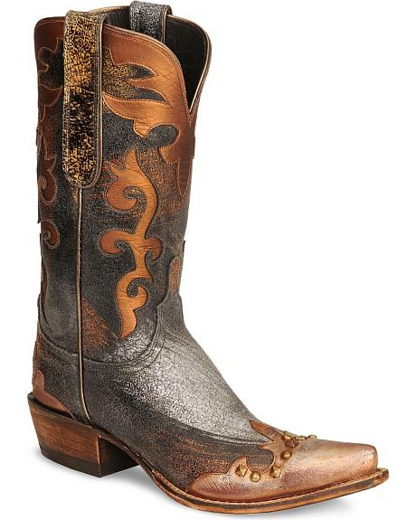 Lucchese Handcrafted Alphonsina Diva Cowgirl Boots