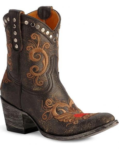 Old Gringo Lil' G Cowgirl Boots - Pointed Toe