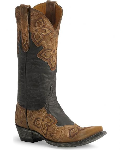 Old Gringo Marrione Cowgirl Boots - Pointed Toe