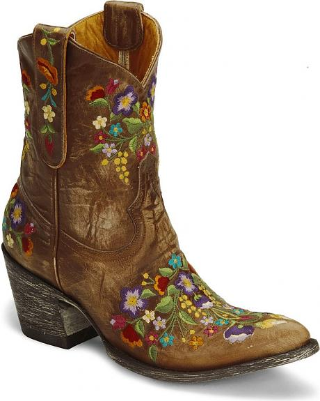 Old Gringo Sora Cowgirl Boot - Pointed Toe