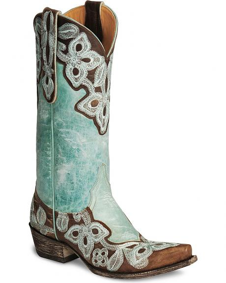 Old Gringo Marrion Cowgirl Boot - Snip Toe