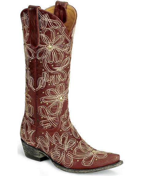 Old Gringo Alexis Cowgirl Boot - Snip Toe