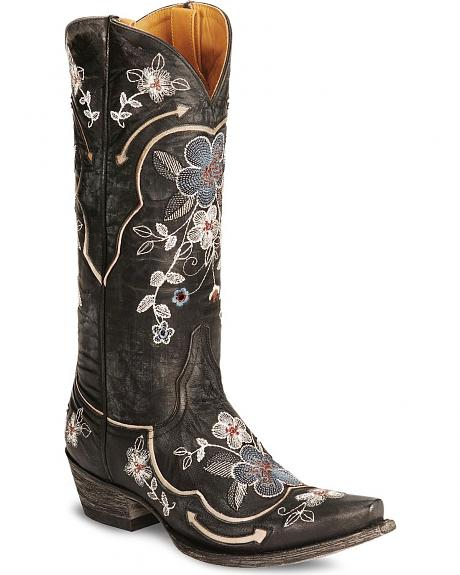 Old Gringo Ultra Vintage Bonnie Cowgirl Boot - Snip Toe