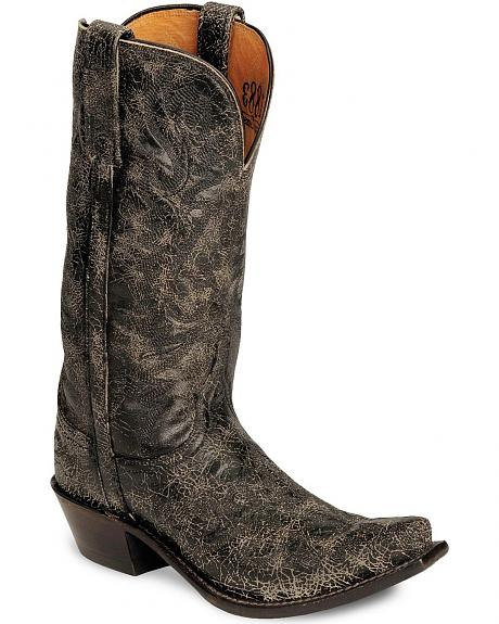Lucchese Boots - Handcrafted 1883 Urban Fit Aviator Boot - Snip Toe