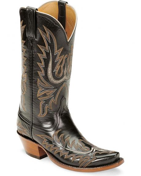 Lucchese Handcrafted Classics Mayela Cowgirl Boots - Snip Toe