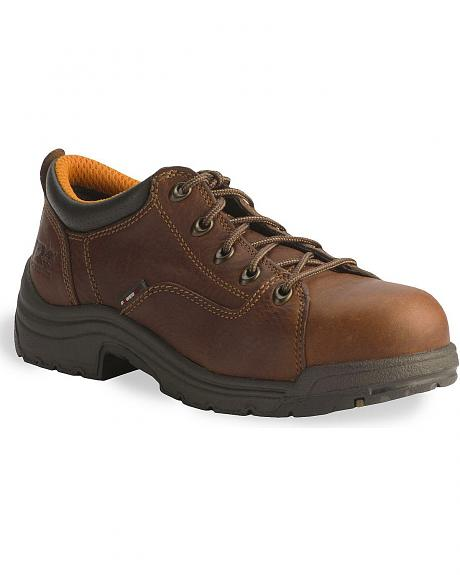 Timberland Pro TiTAN Oxford Shoes - Safety Toe