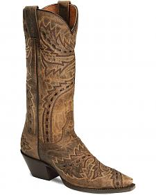 Dan Post Sidewinder Mad Cat Cowgirl Boot - Snip