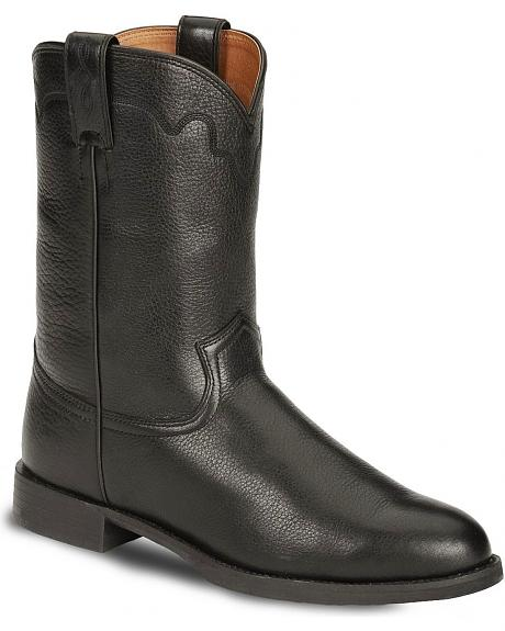 Justin Stampede Roper Cowgirl Boots