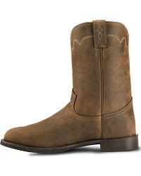 Justin Stampede Roper Cowgirl Boots at Sheplers