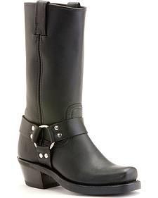 Frye  Women's Harness Boots - Square Toe