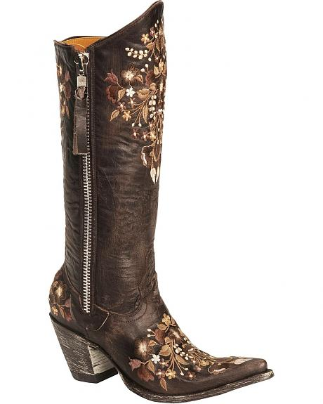 Old Gringo Sora Razz Cowgirl Boots - Pointed Toe