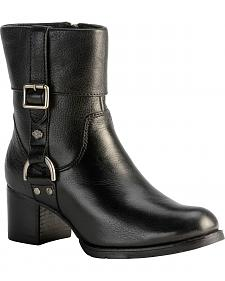 Harley Davidson Sadie Women's Boots - Round Toe