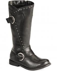 Harley Davidson Sapphire Motorcycle Boots