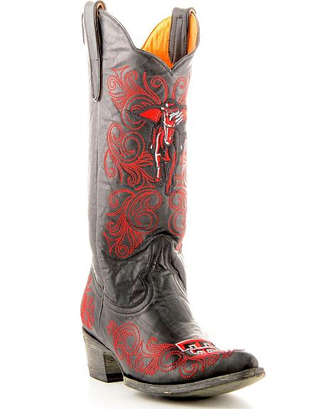 Texas Tech Gameday Cowboy Boots - Pointed Toe