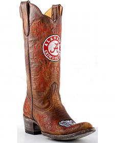University of Alabama Gameday Cowboy Boots - Pointed Toe