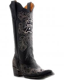 Gameday West Point Army Cowboy Boots - Pointed Toe