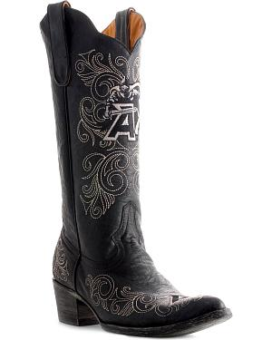 West Point Army Gameday Cowboy Boots - Pointed Toe