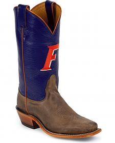 Nocona Women's University of Florida College Boots - Snip Toe