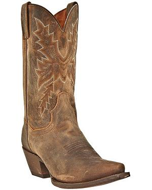 Dan Post Western Cowgirl Boots - Snip Toe