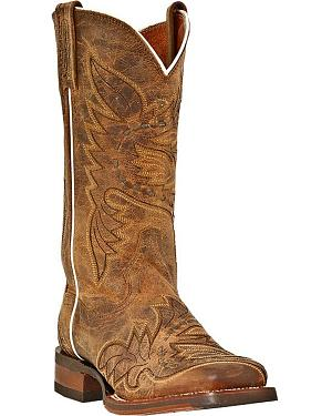 Dan Post Mad Cat Sidewinder Cowgirl Boots - Square Toe