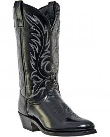 Laredo Classic Western Cowgirl Boots - Round Toe