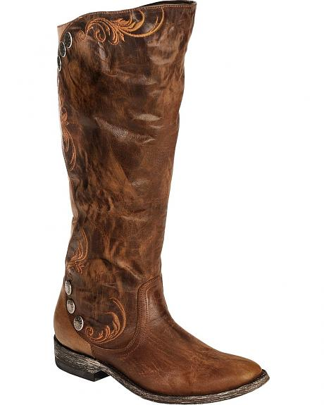 Old Gringo Procella Riding Boots - Round Toe