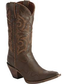 Durango Rock N' Scroll Cowgirl Boots