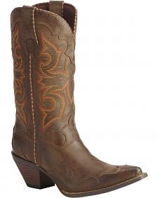 Durango Rock N' Scroll Cowgirl Boots