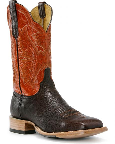 Cinch Classic Renegade Cowgirl Boots - Square Toe