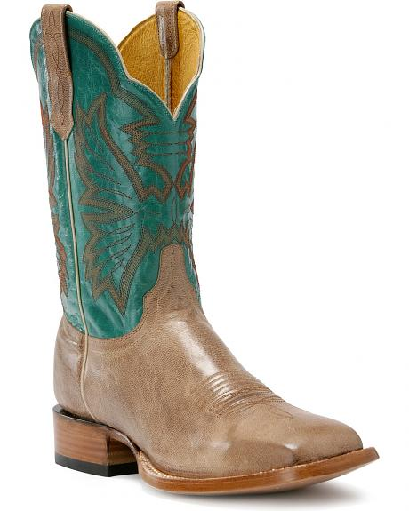 Cinch Classic Cloud Vienna Cowgirl Boots - Square Toe