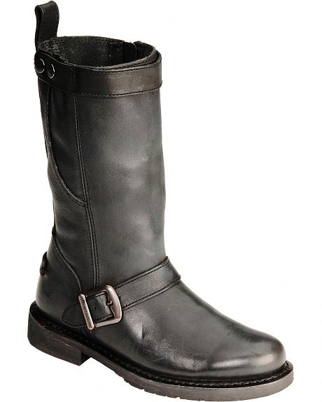 Harley Davidson Dulcie Motorcycle Boots