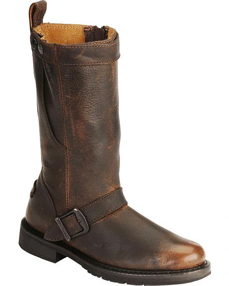 Harley Davidson Dulcie Motorcycle Harness Boot