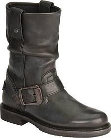 "Harley Davidson Women's Darice 10"" Boots"