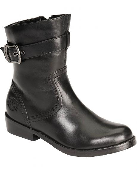 Harley Davidson Valeria Motorcycle Boots
