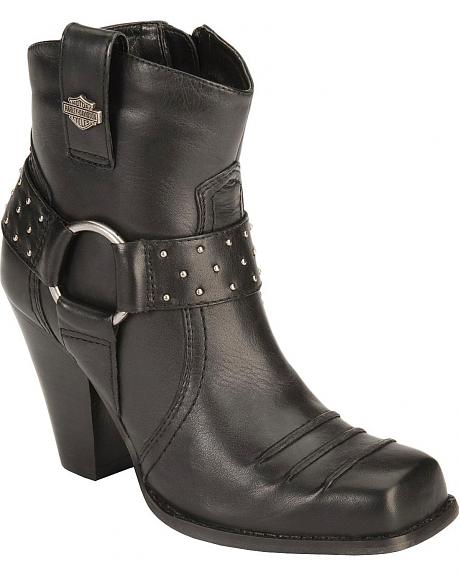 Harley Davidson Sultry Motorcycle Boots