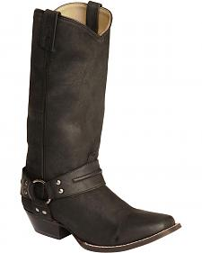 Smoky Mountain Harness Boots - Square Toe