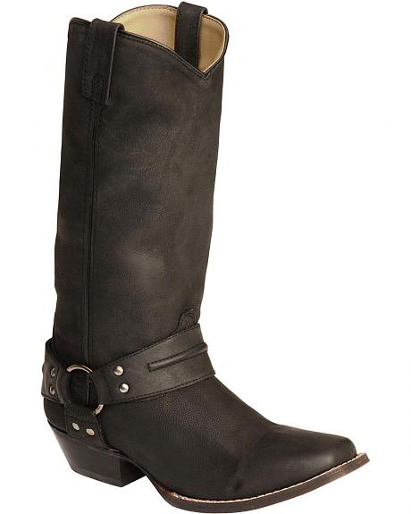 Smoky Mountain Harness Boots - Square Toe