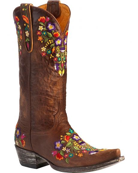 Old Gringo Sora Cowgirl Boots - Snip Toe