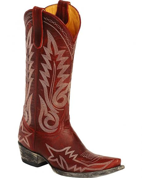 Old Gringo Nevada Cowgirl Boots - Snip Toe