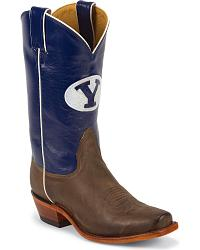 Nocona Women's Bringham Young College Boots - Snip at Sheplers